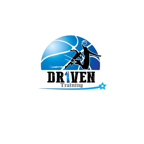 Create Basketball Training Company Logo