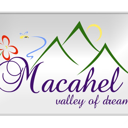Create the next logo for Valley of Dreams - Macahel