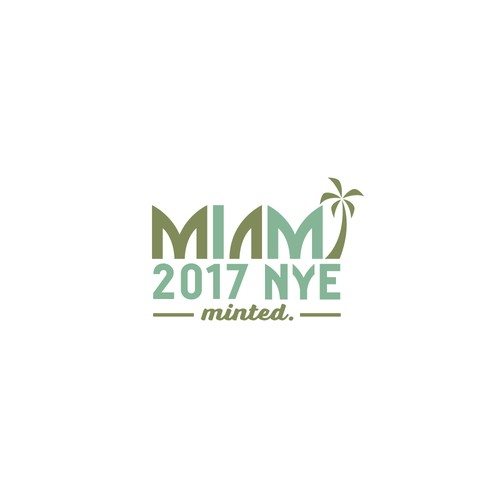 A logo concept for Minted