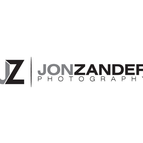 Jon Zander Photography needs a new logo