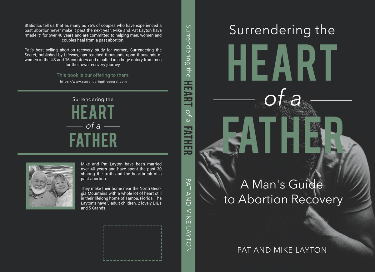Surrendering the Heart of a Father
