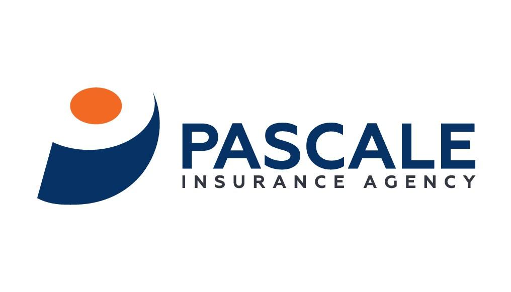 Trendy Hip Coastal Insurance Agency Logo