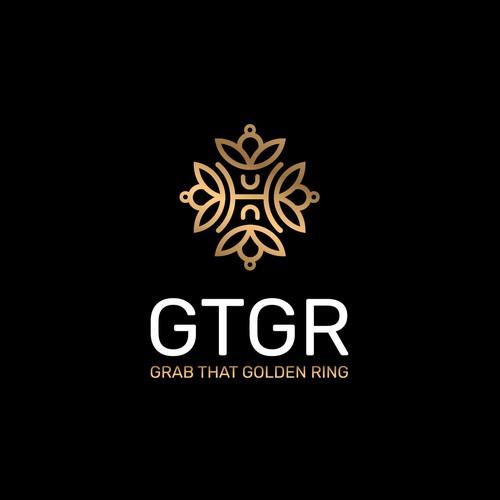 GTGR logo concept