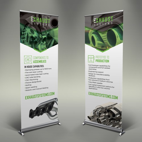 Exhaust Systems Rollup