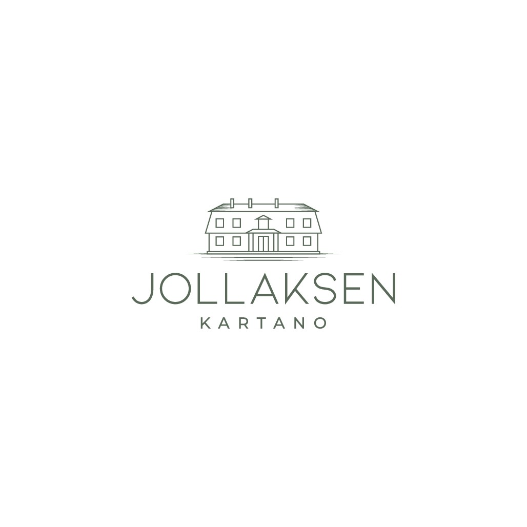 Brand identity for a 100-year-old mansion in Northern Europe