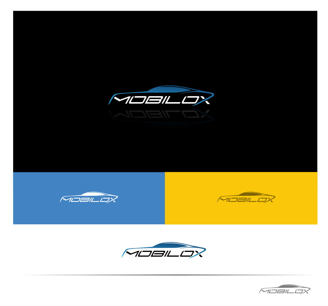 Help Mobilox with a new logo