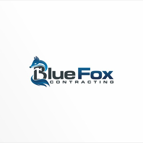 Blue Fox Contracting needs a new logo