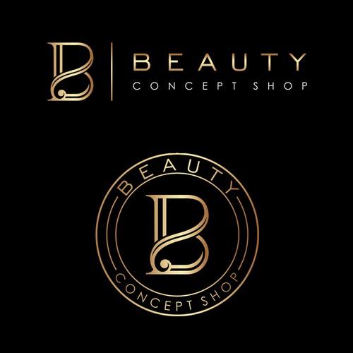 Beauty-Concept-Shop braucht ein aussagefähiges Logo