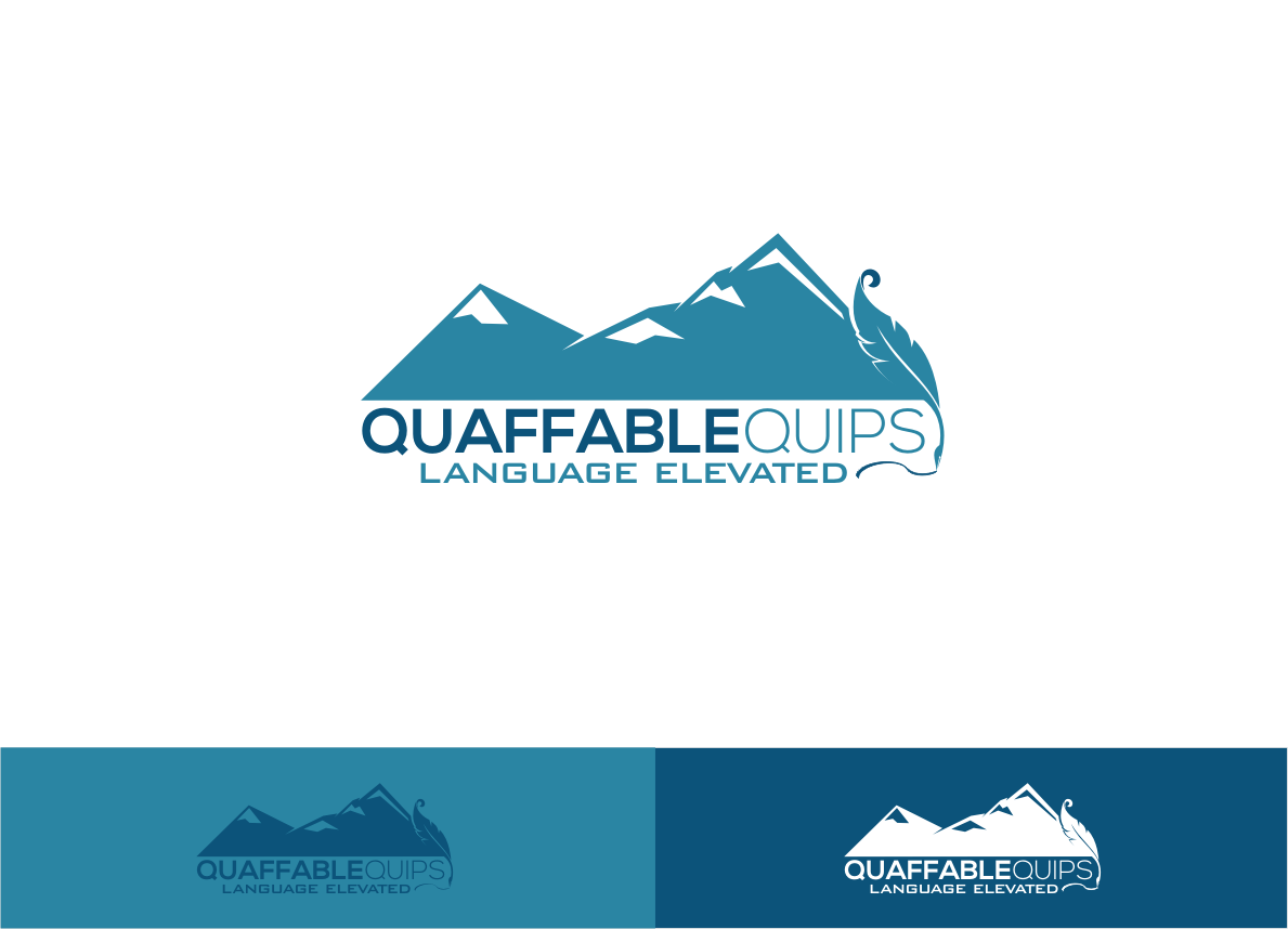 Logo for Quaffable Quips language services