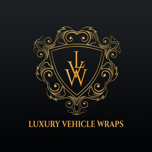 Luxury logo concept, experimented with acronyms.