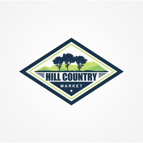 Help Hill Country Market with a new logo