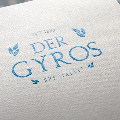 Der Gyros Spezialist