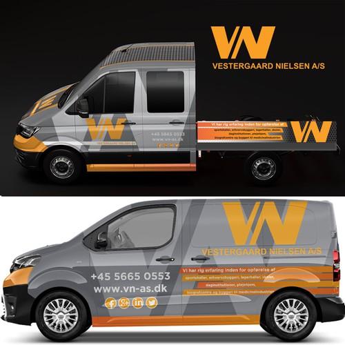 Design for VESTERGAARD NIELSEN A/S