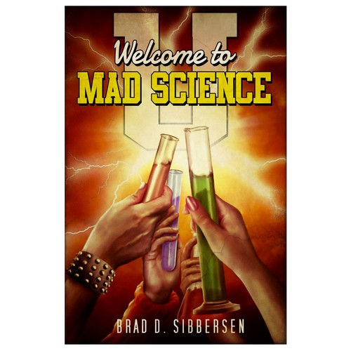 Welcome to Mad Science U