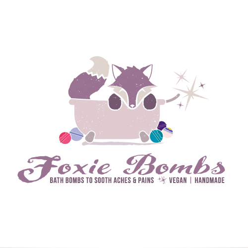 Fox Bath Bomb Logo