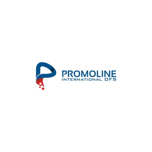 P Monogram Logo
