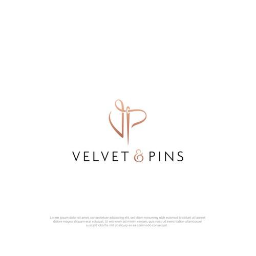 Logo fo Velvet & Pins