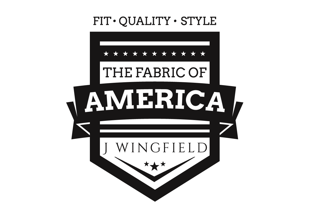 J Wingfield - The fabric of America