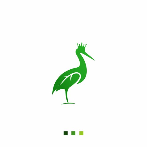 Environmental Company looking for a simple animal logo such as a stork, moose, buffalo or elk.