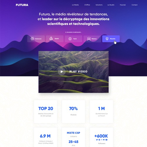 Futura Website