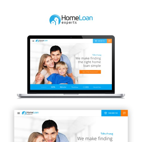 HOMELOAN - Comparison loan home website