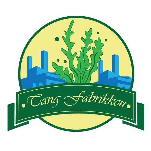 seaweed logo concept