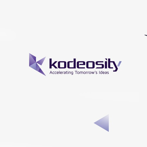 Branded a disruptive tech company named kodeosity