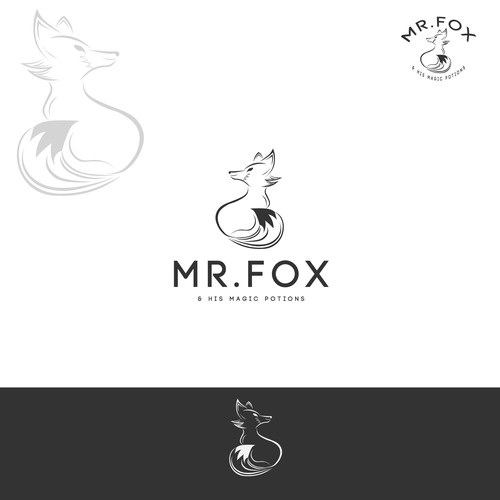 LOGO DESIGN FOR MR FOX
