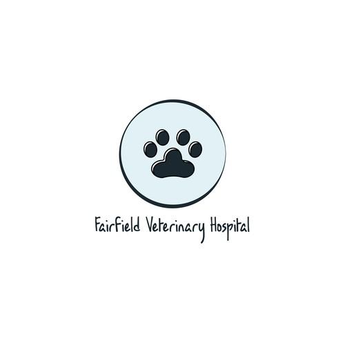 Logo concept for Vet. Hospital