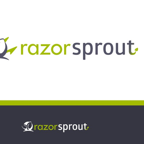 Can you bring together razor-sharp steel with nurturing sprout concept for RazorSprout?