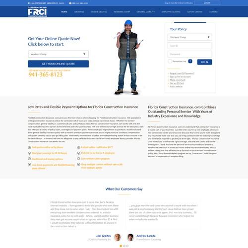 Construction Insurance Agency