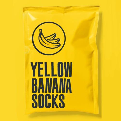 Логотип упаковки для носков