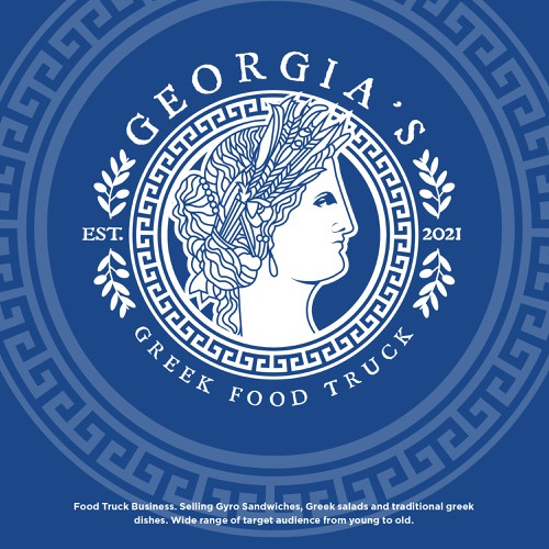 Georgia's Greek Food Truck