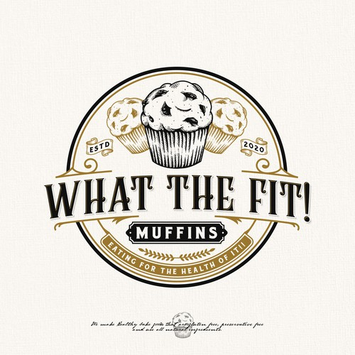 What The Fit! Muffins