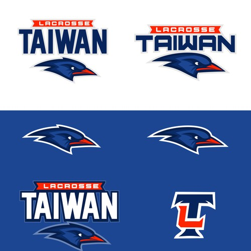 Create the official logo for Taiwan's premiere lacrosse team