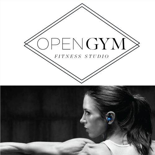 Open Gym logo