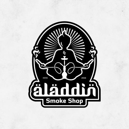 logo design for smoke shope