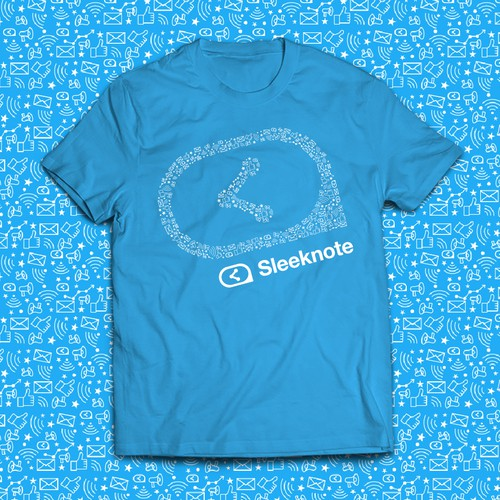 Trendy T-shirt for Web Startup
