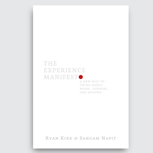 Book Cover for The Experience Manifesto