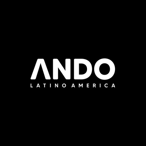 "An Abstract Logo Latin For ANDO ""American Travel Media/News Company"""