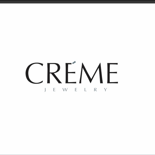 New logo wanted for Créme Jewelry