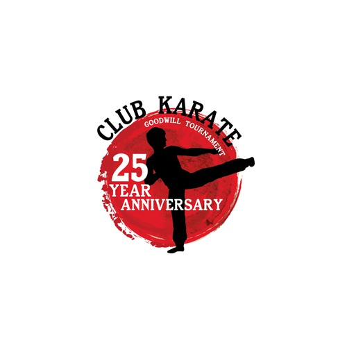 Logo for anniversary