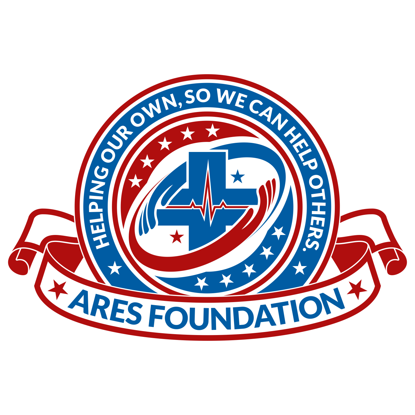 Logo design for a new nonprofit foundation for first responders
