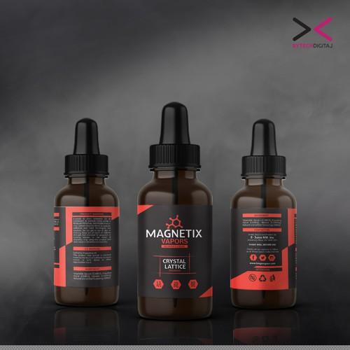 Magnetix Vapor E-Liquid