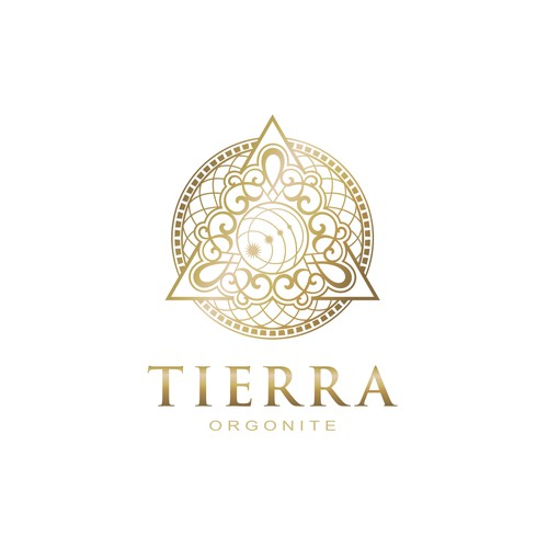 Tierra Orgonite logo