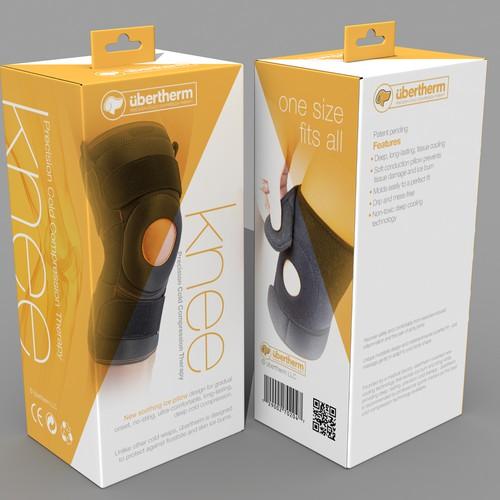 Knee Brace Packaging Concept