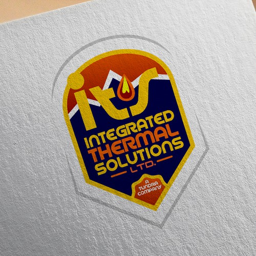 Logo and Branding for Startup Manufacturing Company - Integrated Thermal Solutions Ltd.