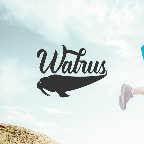 Logo for Walrus active lifestyle brand
