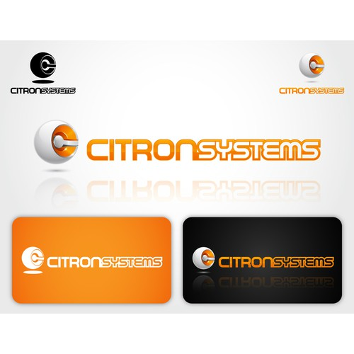 Create the next logo for Citron Systems