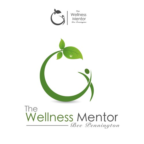 I need you - Wellness Mentor logo - so I can help people get well!